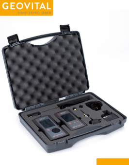 EM and HF Field Probe Set with Carry Case